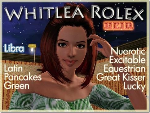 Card Gen 2 Whitlea